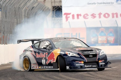 Red Bull Genises Coupe